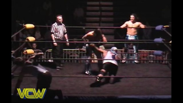 VCW - Hall Brothers vs. Street Sweepers - 04.08.06