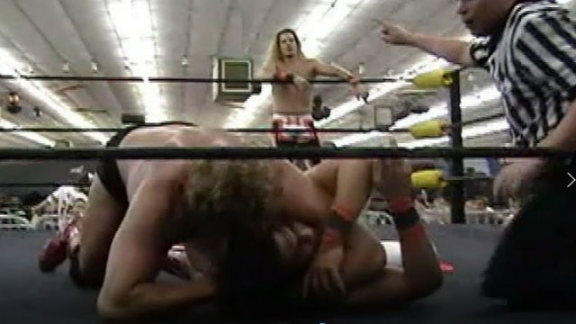VCW - Tracy Smothers & Chris Hamrick vs. Hall Brothers - 07.17.05