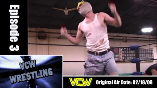 VCW TV - Season 1 - Ep. 3