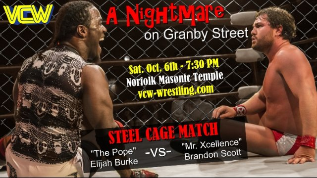 VCW - A Nightmare on Granby Street - 10.06.18