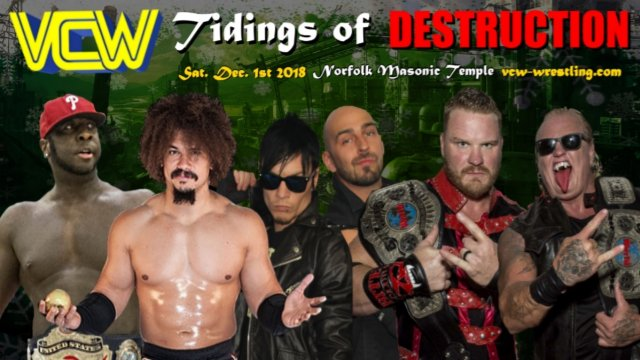 VCW - Tidings of Destruction - 12.01.18