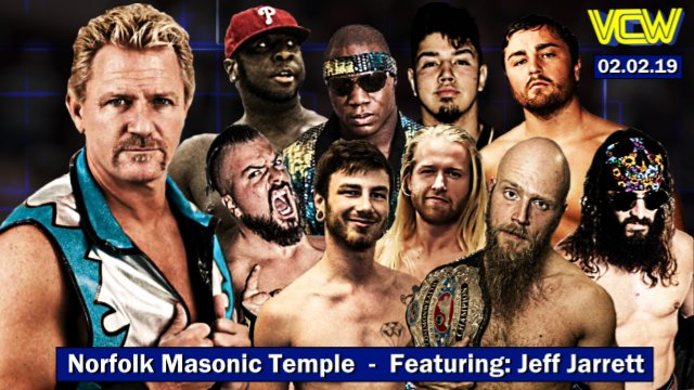 VCW - Norfolk Masonic Temple - 02.02.19