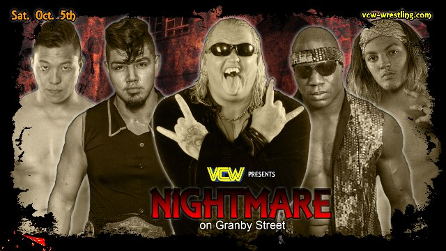 VCW - Nightmare on Granby Street - 10.05.19