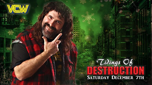 VCW - Tidings of Destruction - 12.07.19