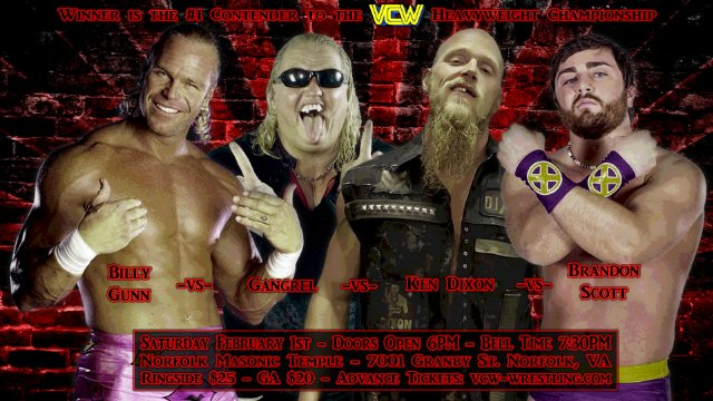 VCW - Norfolk Masonic Temple - 02.01.20