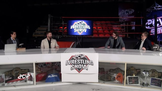 The Wrestling Show - Episode 2