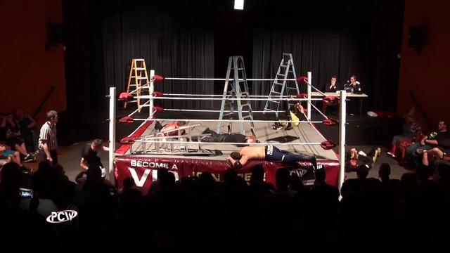 PCW Destiny Ladder Match 2015