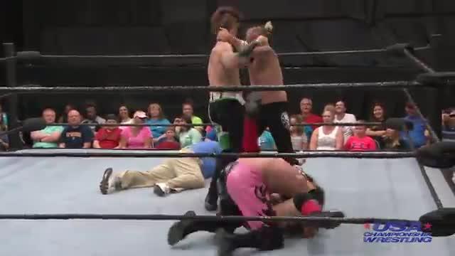 USA Championship Wrestling Show #13 - 08/05/17