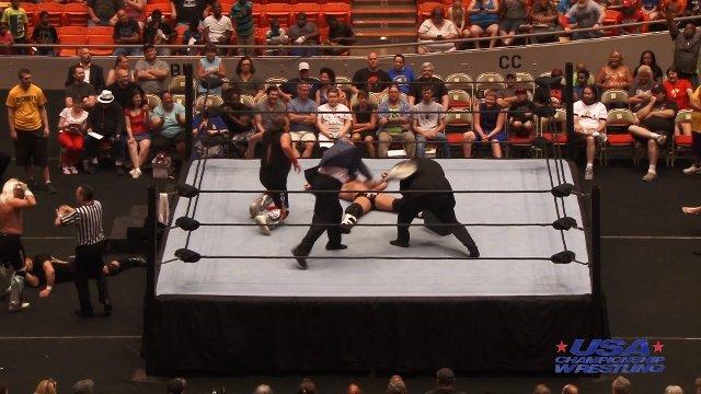 USA Championship Wrestling Show #10 - 07/15/17