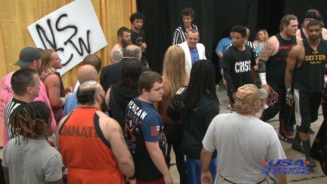 USA Championship Wrestling Show #11 - 07/22/17