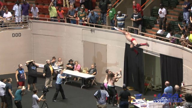 USA Championship Wrestling Show #14 08/26/17