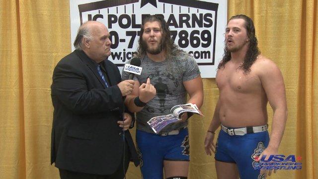 USA Championship Wrestling Show #16 09/09/17
