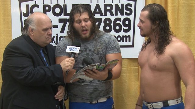 USA Championship Wrestling Show #20 - 10/21/17