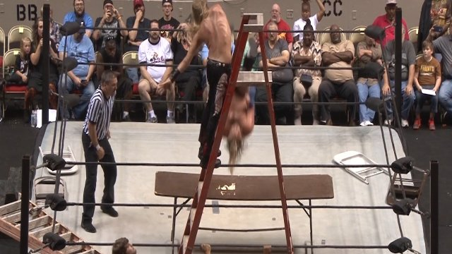 USA Championship Wrestling Show #21 - 10/28/17