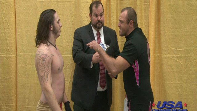 USA Championship Wrestling Show #22 - 11/04/17