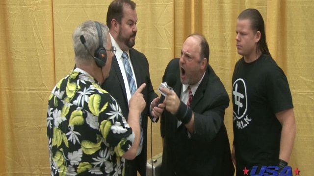 USA Championship Wrestling Show #24 - 11/18/17