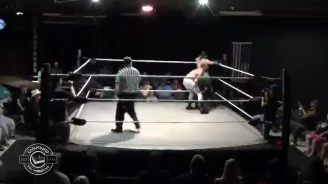 7/29/17  Steve O Reno vs Aaron Anders