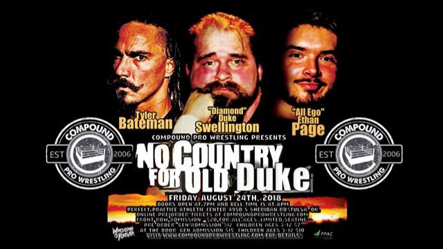 No Country For Old Duke