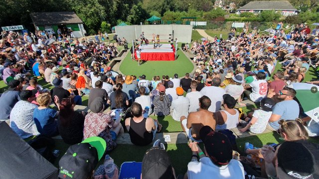 19.RIPTIDE Bank Holiday Wrestling Show One