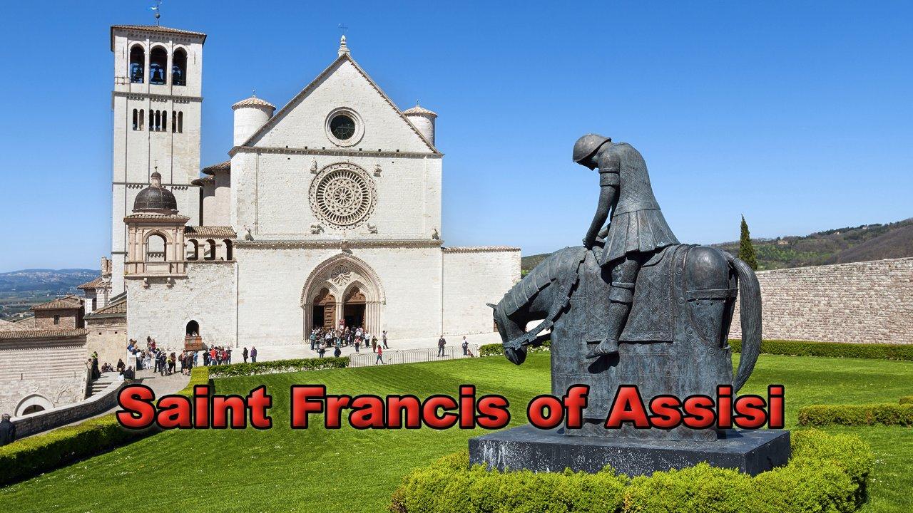 visit at saint francis house