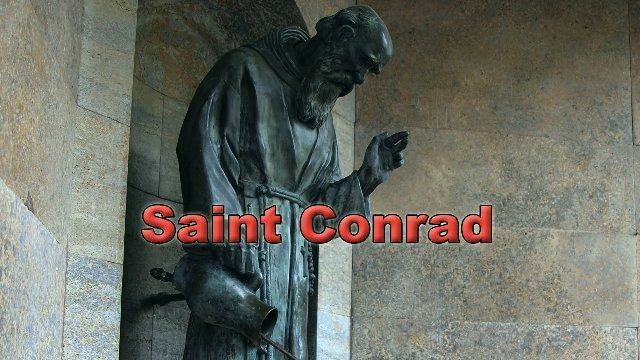 Saint Conrad