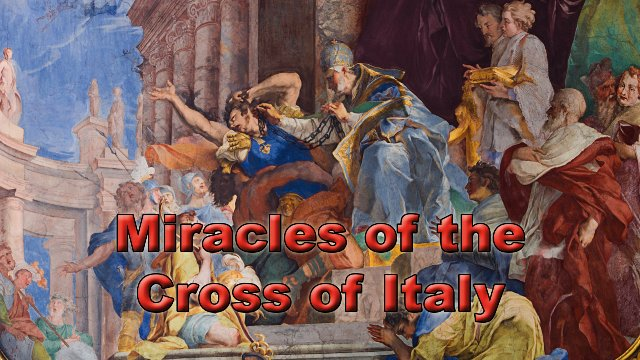 Miracles of the Cross of Italy