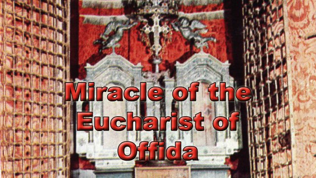 Miracle of the Eucharist of Offida