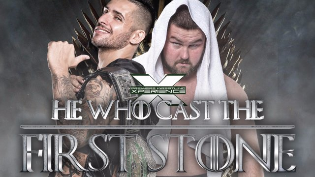 PWX: He Who Cast The First Stone