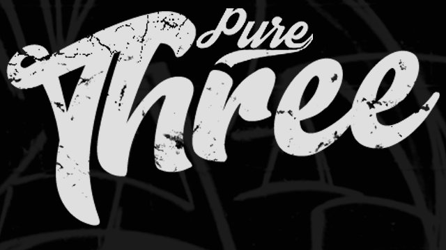 PURE:Three