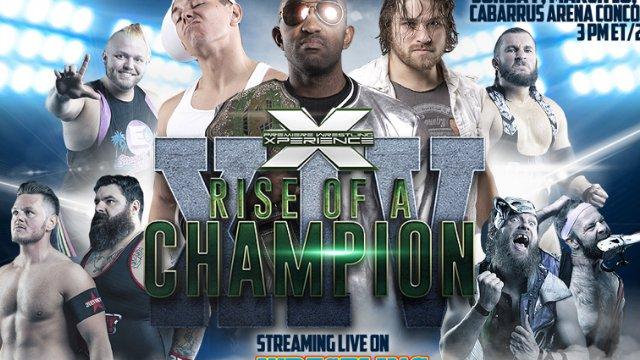 PWX Rise of a Champion XIV