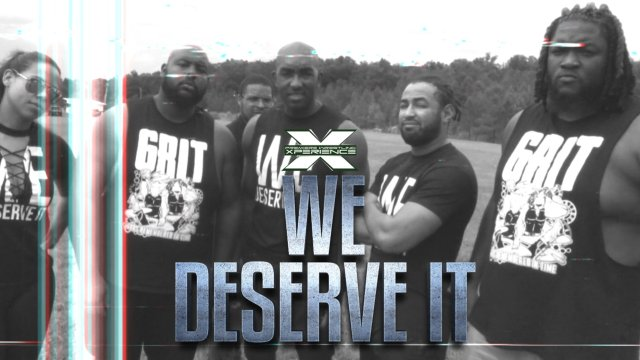 PWX We Deserve It