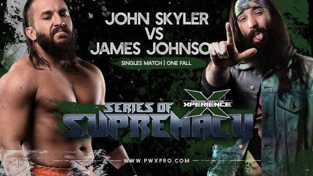 Series of Supremacy: Part One: John Skyler vs James Johnson