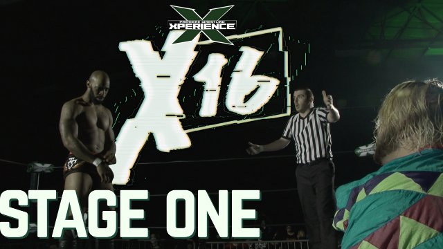 PWX 2021 X16 Tournament - Stage One