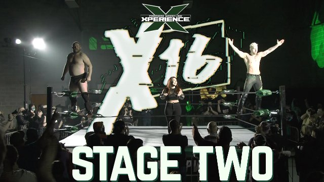 PWX 2021 X16 Tournament - Stage Two