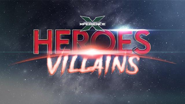 Heroes/Villians 2021