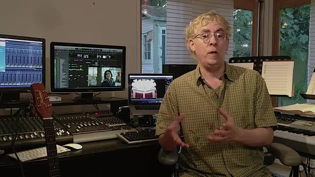 Composer Carlos Garza Discusses Breathe's Original Score