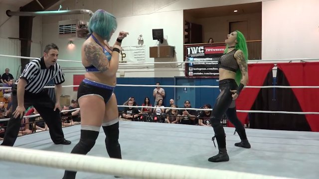 RISE - ASCENT, Episode 1 - Kimber Lee vs. Shotzi Blackheart