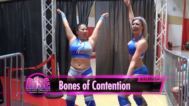 RISE - ASCENT, Episode 12 - Bones of  #1 Contention