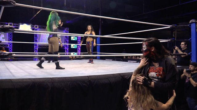 RISE - ASCENT, Episode 24 - Threat, Tripled