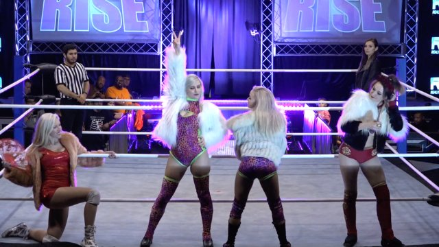 RISE - ASCENT, Episode 25 - A Hard Bae's Knight