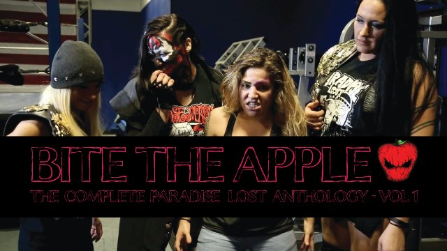 Bite The Apple - The Complete Paradise Lost Anthology, Volume 1