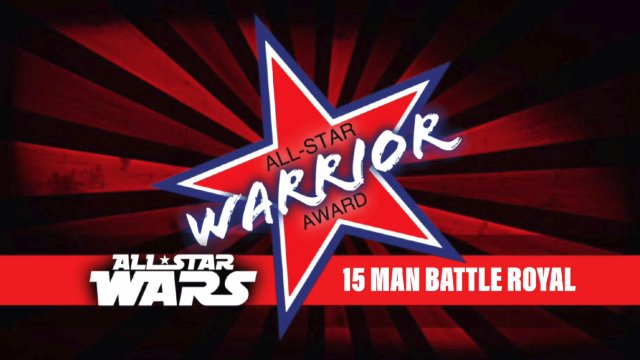 MAW All-Star Wars Ep 3 (All-Star Warrior Battle Royal))