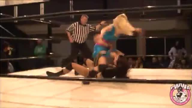 Pro Women's Wrestling Australia - ARCHIVE- 2012 PWWA Intermim Championship Tournament