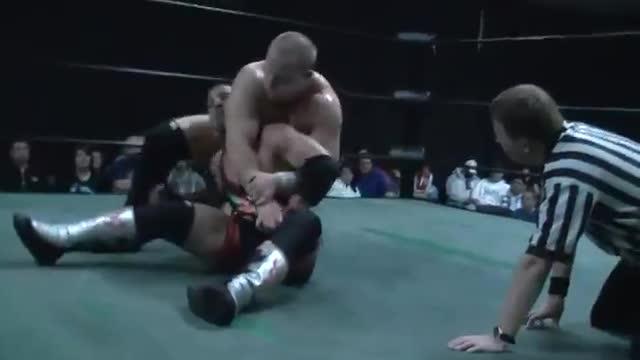 Pro Wrestling Australia - Battlelines 2011