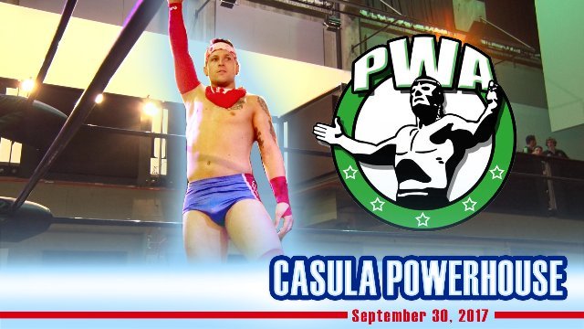 Pro Wrestling Australia - Casula Powerhouse September 2017