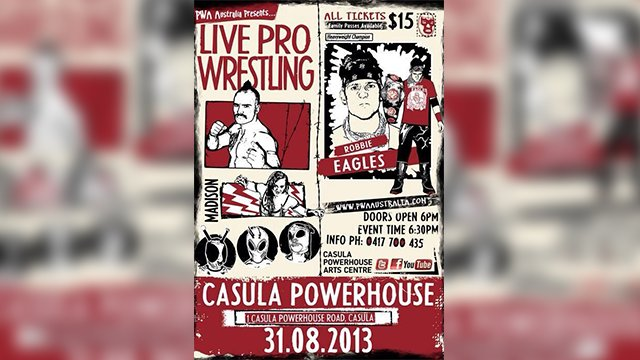 Pro Wrestling Australia - A League Of Her Own 2013