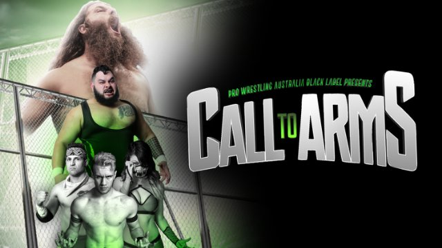 PWA Black Label - Call to Arms 2018