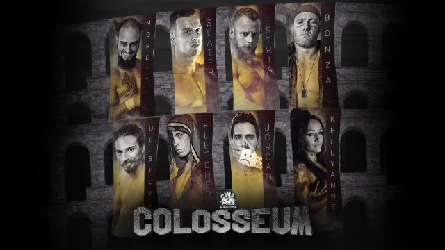 PWA Black Label - Colosseum 2018
