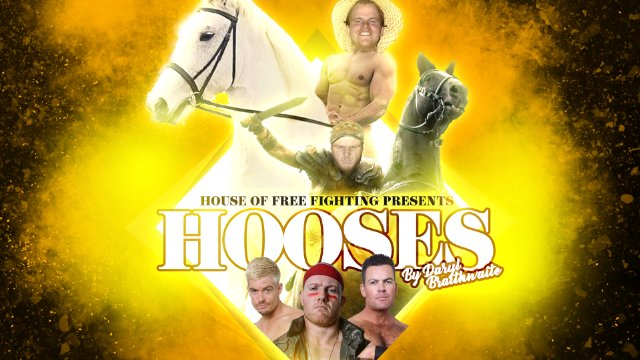 House of Free Fighting - The Hooses by Daryl Braithwaite