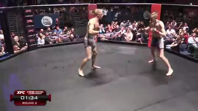 XFC 30: Ruuben Suits Vs Tom Nolan